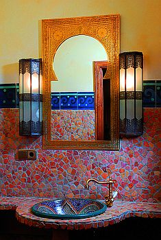 badezimmer orientalisch design. Black Bedroom Furniture Sets. Home Design Ideas